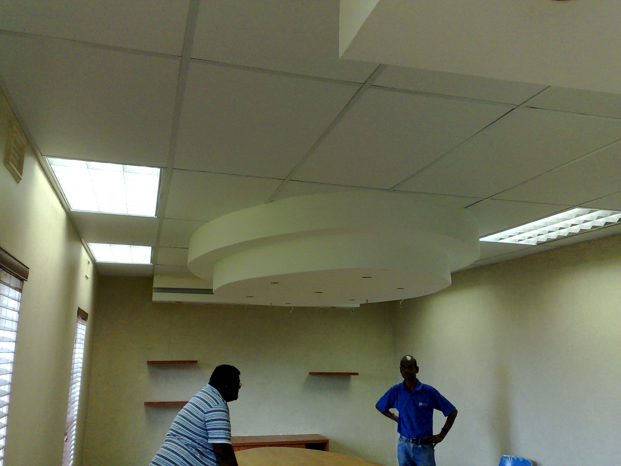 Ceilings and Partition