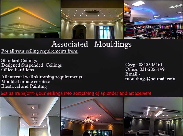 Ceilings and Partitions Durban
