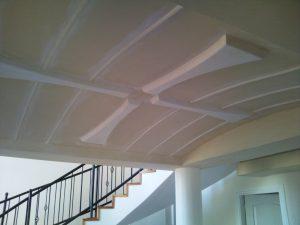 designed ceiling feature
